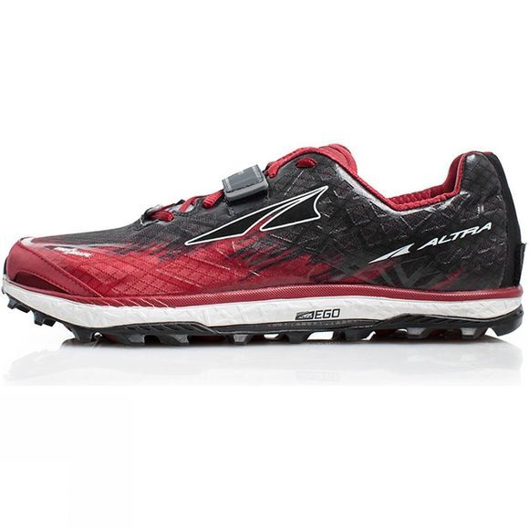 Altra Mens King MT 1.5 Shoe Red