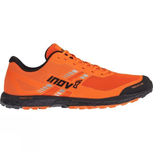 Inov-8 Mens Trailroc 270 Shoe Orange/ Black