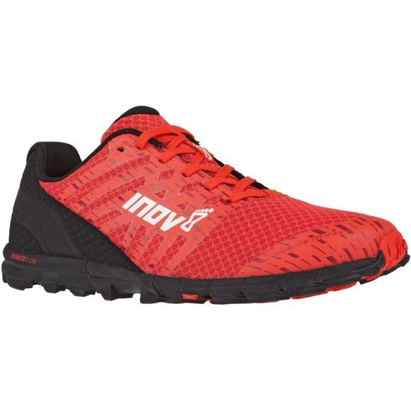 Inov-8 Mens Trailtalon 235 Shoe Red/Black