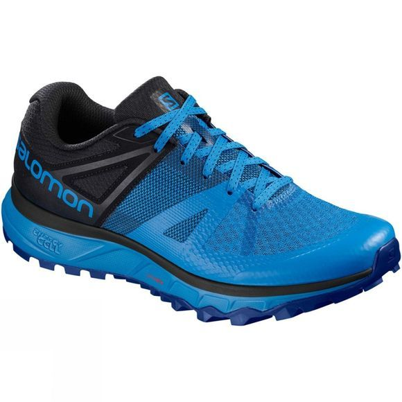 Salomon Men's Trailster Shoe Indigo Bunting/Black/Indigo Bunting