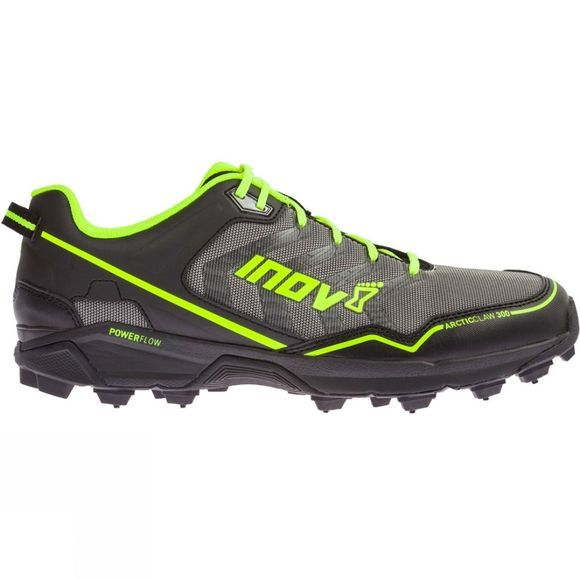 Inov-8 Mens Arctic Claw 300 Shoe Grey/Black/Neon Yellow