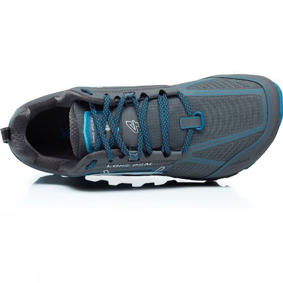 Altra Lone Peak 4 (low waterproof) Gray/Blue