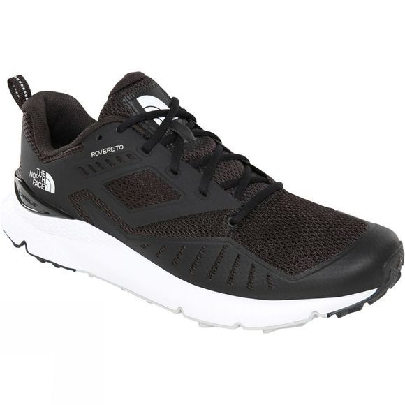 The North Face Mens Roverto Running Shoes Tnf Black/Tnf White