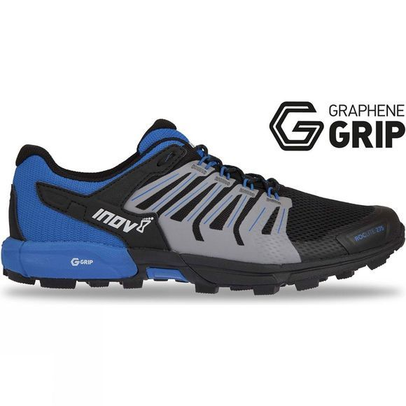Inov-8 Mens Roclite 275 Shoe Black/Blue