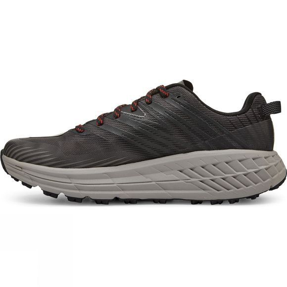 Hoka One One Men's Speedgoat 4 wide Dark Gull Grey/Antracite