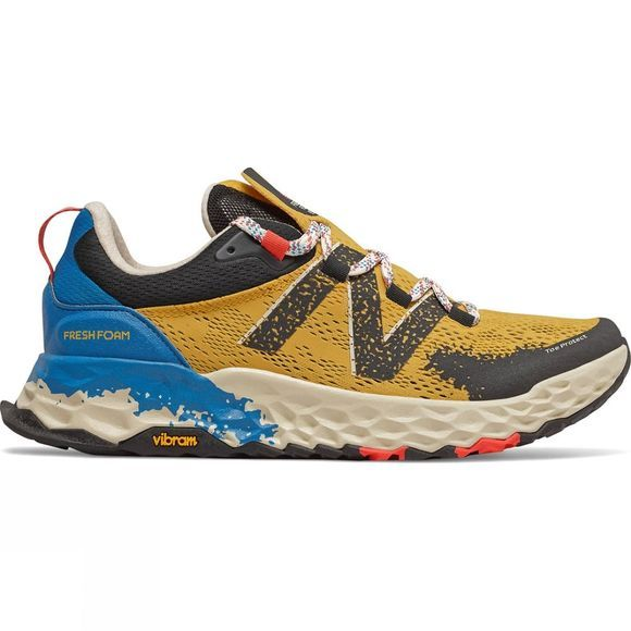 New Balance Men's Hierro v5 Yellow/Blue