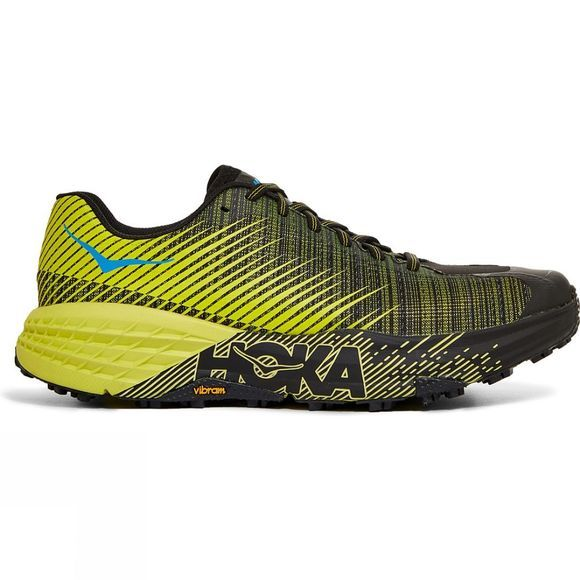 Hoka One One Men's Evo Speedgoat Citrus/Black