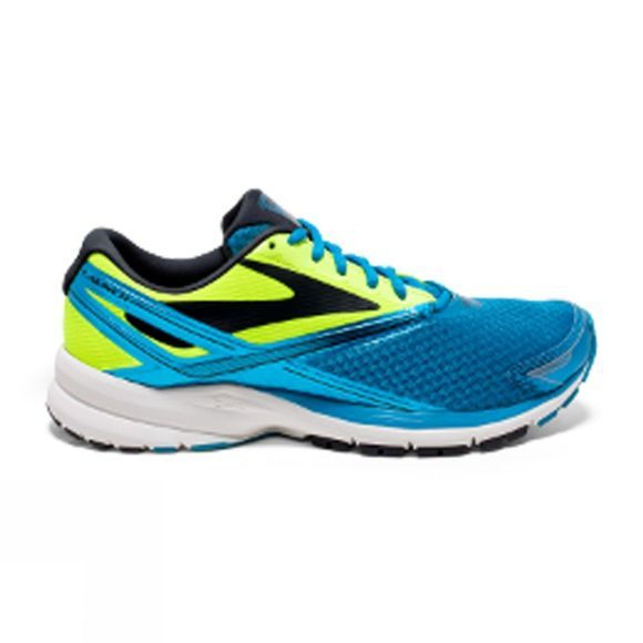 Brooks Men's Launch 4 Methyl Blue/Nightlife/Black