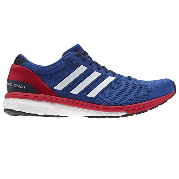 Adidas Men's Adizero Boston 6 AKTIV  COLLEGIATE ROYAL