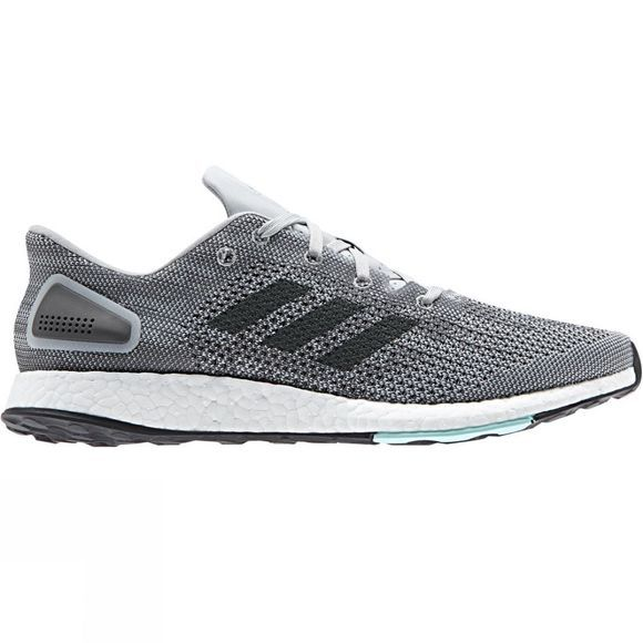 Adidas Mens PureBOOST DPR Grey five/ Solid Grey/Grey