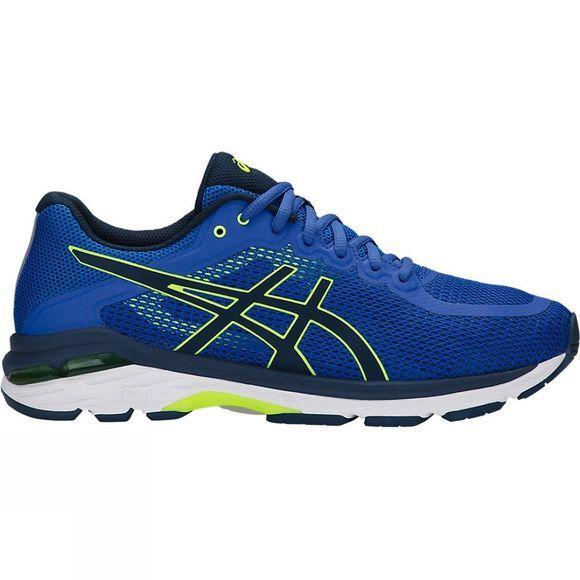 Asics Mens Gel-Pursue 4 Victoria Blue/Dark Blue/Safety Yellow