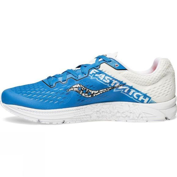 Saucony Mens Fastwitch 8 Blue/White