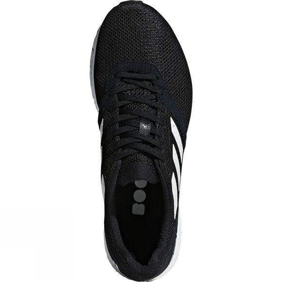 Adidas Mens Adizero Adios 4  core black/ftwr white/core black