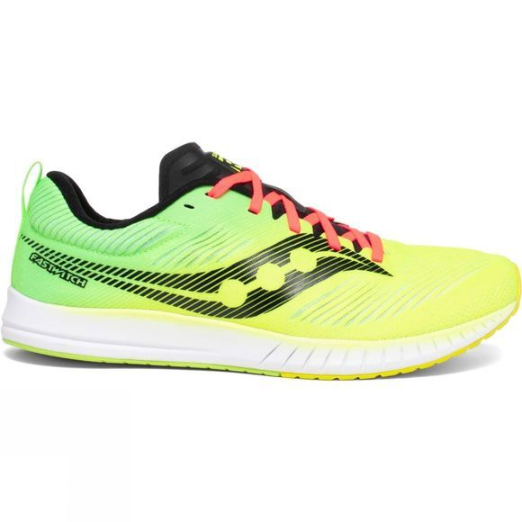 Saucony Mens Fastwitch 9 Shoe Citron