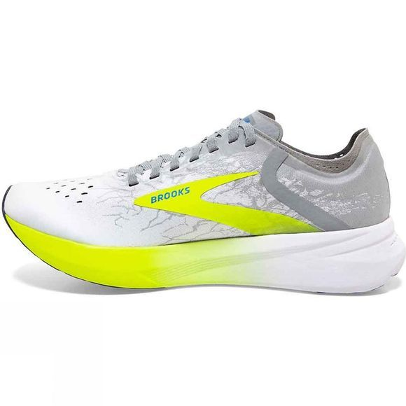Brooks Unisex Hyperion Elite White/Nightlife/Grey