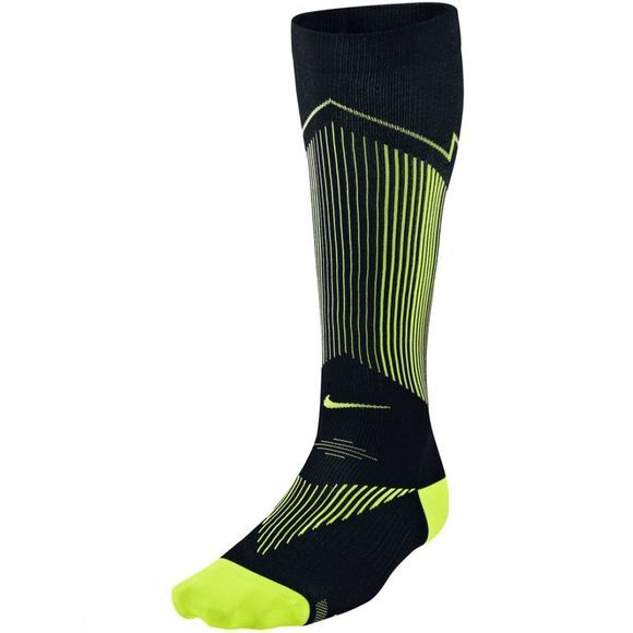 Nike Elite Running Hyper Compression Black          /Bright Yellow