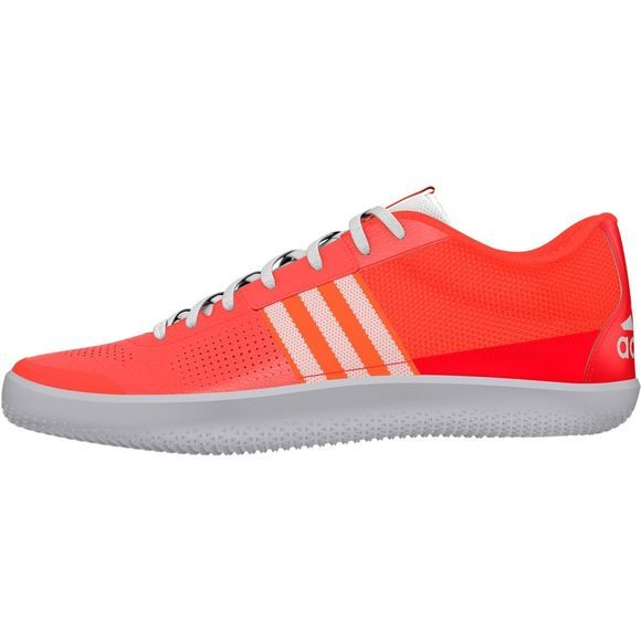 Adidas Men's ThrowStar  Solar Red/FTWR White/Solar Red