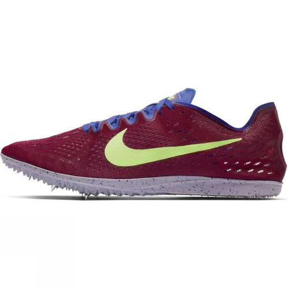 Nike Matumbo Racing Shoe Bordeaux/Lime Blast-Regency Purple