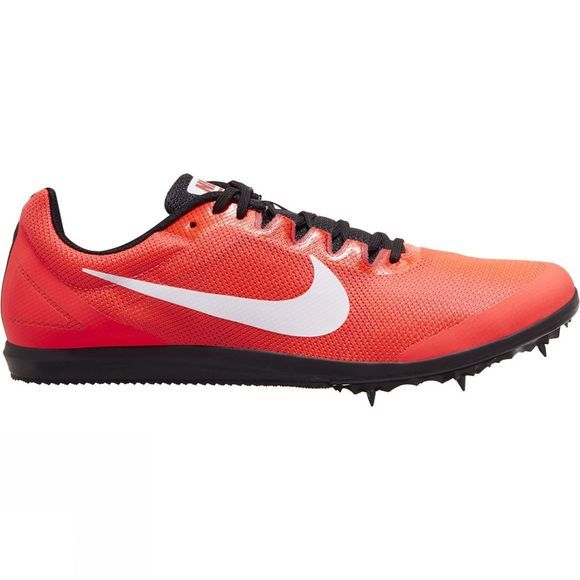 Nike Unisex Zoom Rival D 10 Track Spike Laser Crimson/White-black-university Red