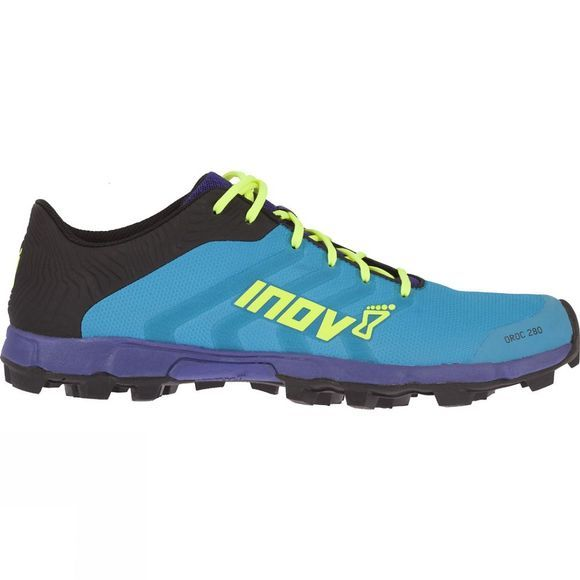 Inov-8 Mens Oroc 280 V2 Trail Running Shoe Blue/ Purple