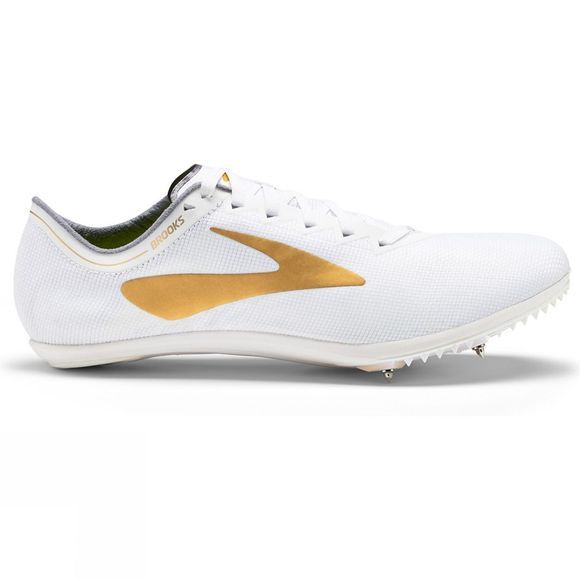 Brooks Unisex Wire v5 White/Gold