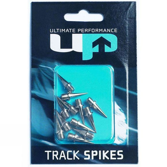 Ultimate Performance Track Spikes 12mm Silver