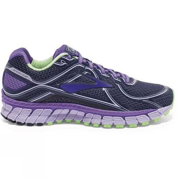 Brooks Womens Adrenaline GTS 16 Passion Flower / Lavander