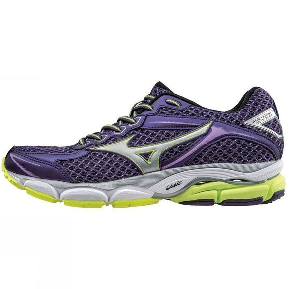 Mizuno Womens Wave Ultima 7 Parachute Purple / Silver