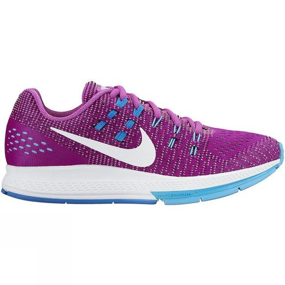 Nike Women's Air Zoom Structure 19 HYPER VIOLET/WHITE-BLUE