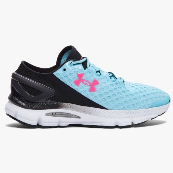 Under Armour Womens Speedform Gemini 2 Harmony Red/Dynamo blue
