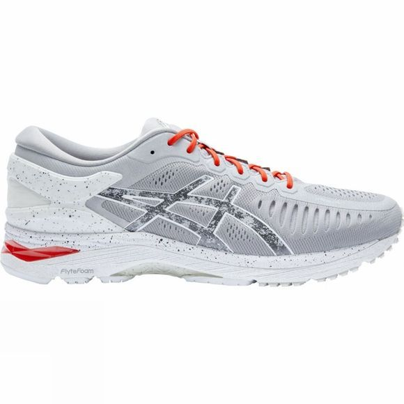Asics Womens MetaRun Mid Grey/ Silver/ White