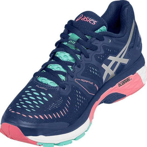 Asics Womens Gel Kayano 23 Light Blue