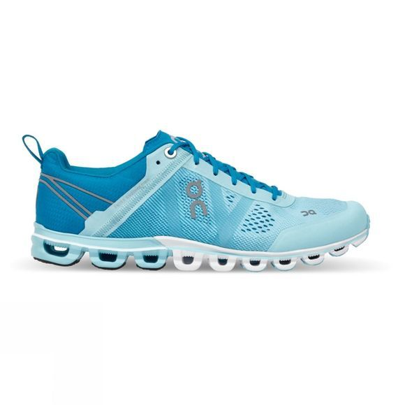 On Womens Cloudflow Blue/Haze
