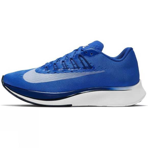 Nike Womens Zoom Fly Equator Blue/Summit White-Lagoon Pulse