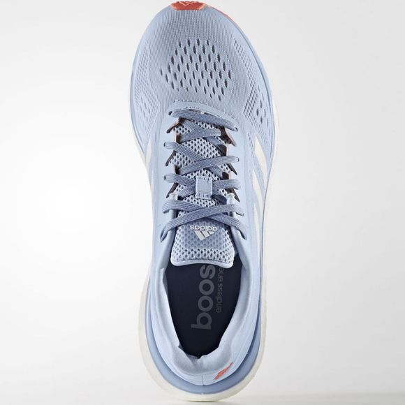 Adidas Womens Response LT   Easy Blue/ Future White/ Talcum Blue
