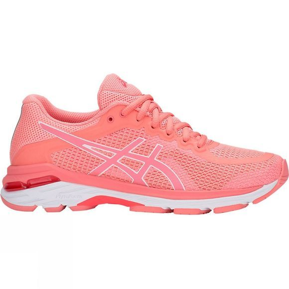 Asics Womens Gel-Pursue 4 Begonia Pink/White/Baton Rouge