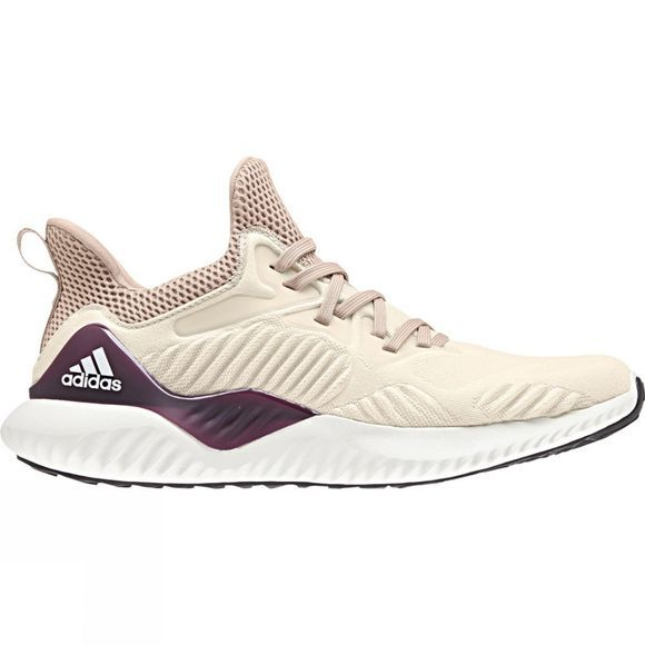 Adidas Womens Alphabounce Beyond Ecru Tint S18/Ash Pearl S18/Ash Pearl S18
