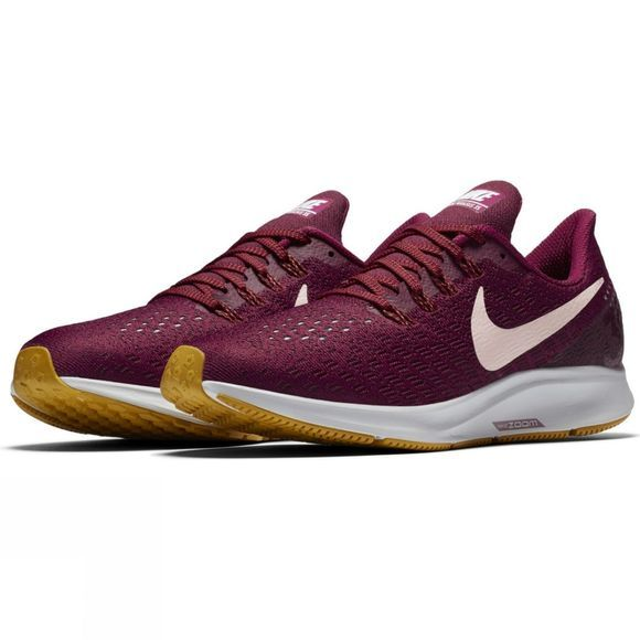 Nike Womens Air Zoom Pegasus 35 True Berry/Plum Chalk-Vast Grey