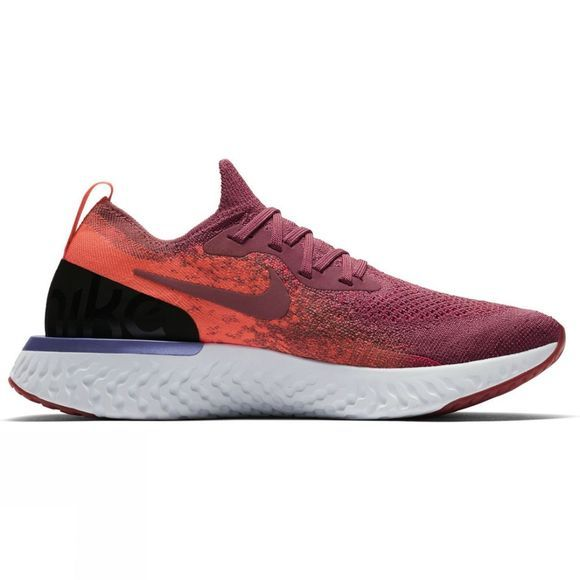 Nike Womens Epic React Horizon Red/Black
