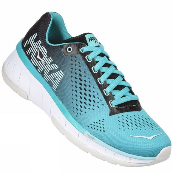 Hoka One One Womens Cavu Black / Bluebird