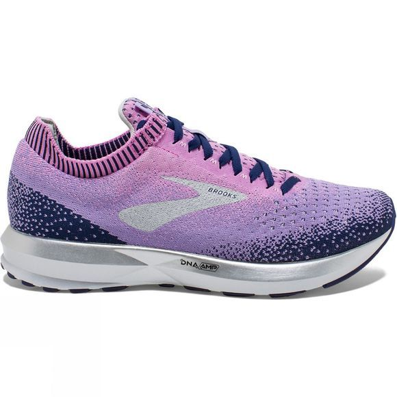 Brooks Womens Levitate 2 Lilac/Purple/Navy