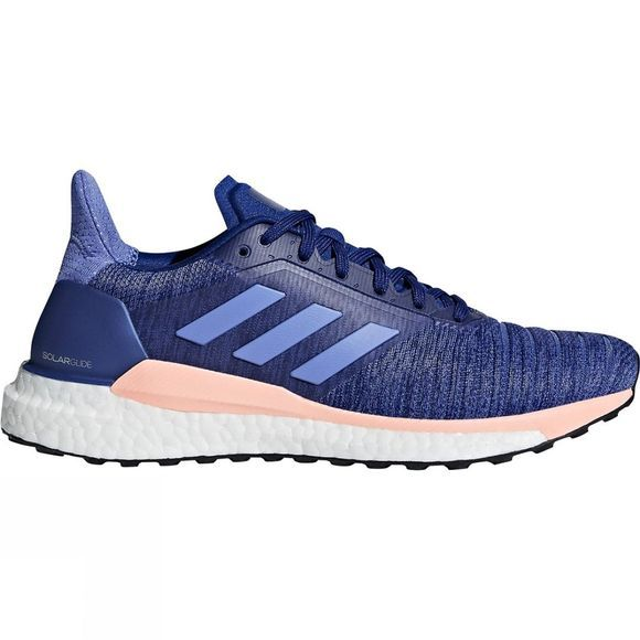 Adidas Womens Solar Glide Raw Grey S18