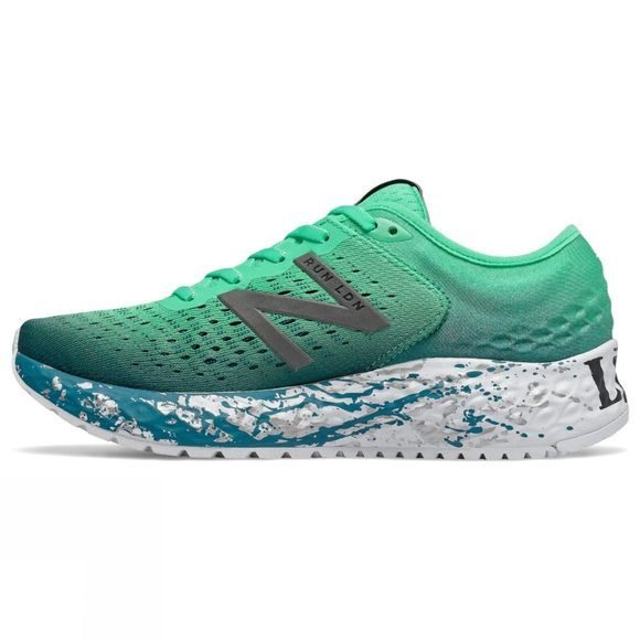 New Balance Womens 1080 v9 London Marathon Edition Green