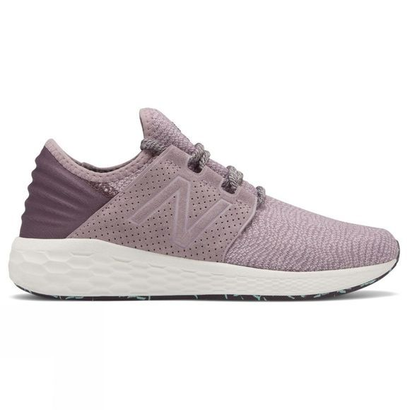 New Balance Womens Cruz 2 Light Cashmere