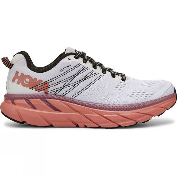 Hoka One One Women's Clifton 6 Nimbus Cloud/Lantana