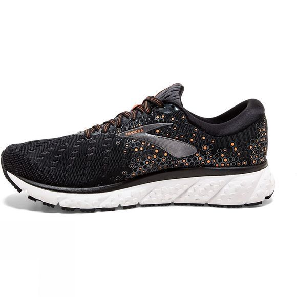 Brooks Women's Glycerin 17 Black/Eboby/Cantaloupe