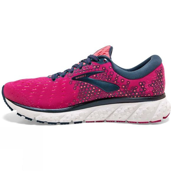 Brooks Women's Glycerin 17 Beetroot/Pink/Blue
