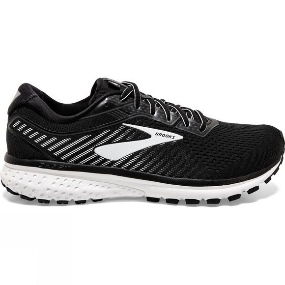 Brooks Women's Ghost 12 Black/Ebony/White
