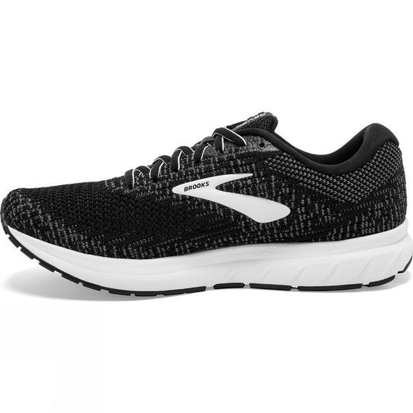 Brooks Women's Revel 3 Black/Blackend Pearl/White