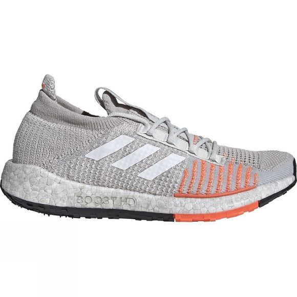 Adidas Womens Pulseboost HD Grey/White